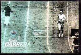 Argentina Hoja Bloque Nº Yvert 108 ** DEPORTES (SPORTS) - Blocs-feuillets