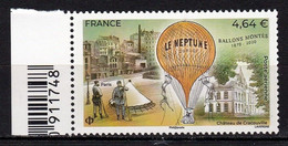 Timbre Neuf  ** 2020, Poste Aérienne Ballon Monté Le Neptune - Neufs