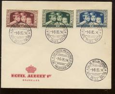 Ø Spéciale. PRESSE PHILATELIQUE. 1-6-1935. SALON INTAL TIMBRE - Cartas