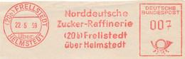 Freistempel Kleiner Ausschnitt 488 Norddeutsche Zucker - Affrancature Meccaniche Rosse (EMA)