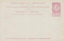 Carte Entier Postal Fine Barbe - Postales [1871-09]