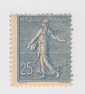 SEMEUSE. N° 132**. FORT DECENTRAGE. - Unused Stamps