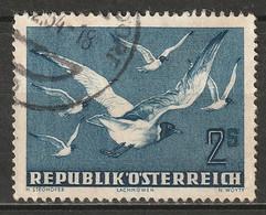 Austria 1950 Sc C26  Air Post Used - Poste Aérienne