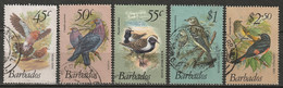 Barbados 1979 Sc 505-6A,508-9  Partial Set Used - Barbades (1966-...)