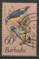Barbados 1982 Sc 572  Used - Barbades (1966-...)