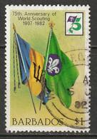 Barbados 1982 Sc 592  Used - Barbades (1966-...)