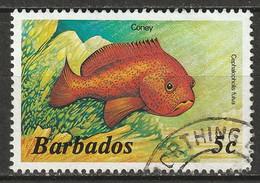 Barbados 1985 Sc 642  Used - Barbades (1966-...)