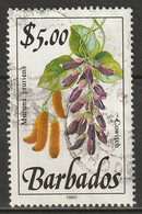 Barbados 1990 Sc 767b  Used - Barbades (1966-...)