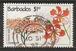 Barbados 1992 Sc 825  Used - Barbades (1966-...)