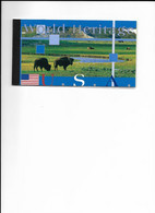 United Nations 2003. New York Office, USA World Heritage, Prestige Booklet, MNH (**) - Carnets