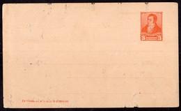 Argentina - 1892 - Sobres - Busto De Rivadavia - 3 Cvts - A1RR2 - Briefe U. Dokumente