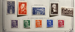 Année Complète 1951 Neuf * Très Frais - 1950-1959