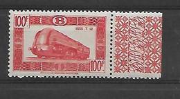 België Tr 320  Xx Postfris Cote 138 Euro Met Bladboord - 1942-1951