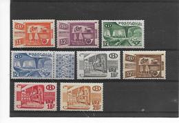 België Tr 322/329  Xx Postfris Cote 100 Euro - 1952-....