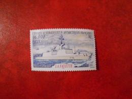 TAAF YT 289 FREGATE LA FAYETTE** - Unused Stamps