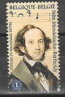 OCB Nr 3902 Componist  Compositeurs Music Musique Mendelssohn - Bartholdy MNH !! - Nuovi