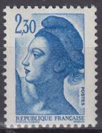 FRANCE : LIBERTE GANDON N° 2189a SANS PHOSPHORE NEUF ** GOMME SANS CHARNIERE - 1982-90 Liberté De Gandon