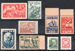 POLOGNE - Lot Neuf - Unused Stamps