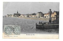 (29779-85) Saint Gilles Sur Vie - Saint Gilles Croix De Vie
