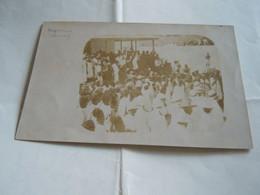 SOMALIA ITALIANA - MOGADISCIO PARATA ASCARI  - 1914 - FOTO - Somalië