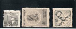 BRESIL 1945-6 * - Ungebraucht