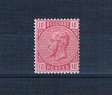 BELGIE   1883    Leopold II     Ocb 38** - 1883 Léopold II
