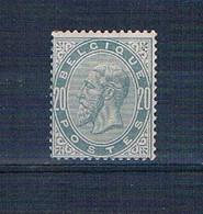 BELGIE   1883    Leopold II     Ocb 39 - 1883 Léopold II