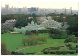 Bruxelles - Les Serres Royales De Laeken - Vue Panoramique De La Ville De Verre - Laeken