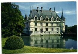 Azay-le-Rideau - Châtau Construit Par Gilles Barthelot - Azay-le-Rideau