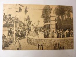 VIRTON - 22 AOÛT 1919 - Cimetière De La CHAMBERLAINE - Le Monument - Virton