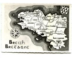 Limite De La Langue Bretonne - Unclassified