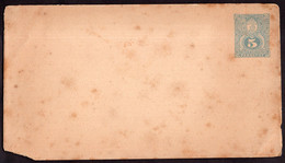 Paraguay - Circa 1900 - Carte Postale - 5 Cvts - A1RR2 - Paraguay