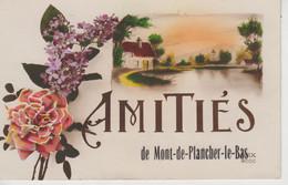 CPA Amitiés De Mont-de-Plancher-le-Bas - Other Municipalities