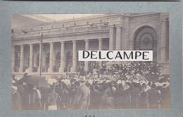 TONKIN -Exposition De Cochinchine D'HANOÏ (2 Photos) - Inauguration De L'ouverture De L'exposition - Salle -1902/1903 - Luoghi