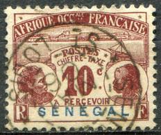 SÉNÉGAL - Y&T Taxe N° 5 (o) - Postage Due