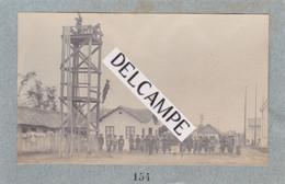 TONKIN -Exposition De Cochinchine D'HANOÏ - Manœuvres, Exercice Des Pompiers Indigènes N°154 -1902/1903 - Luoghi