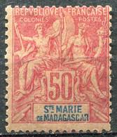 SAINTE MARIE - Y&T  N° 11 * - Unused Stamps