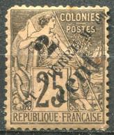 SAINT PIERRE ET MIQUELON - Y&T  N° 40 *...une Dent Rousse - Unused Stamps
