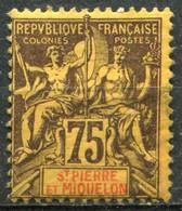 SAINT PIERRE ET MIQUELON - Y&T  N° 70 * - Unused Stamps