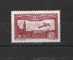 FRANCE 1930 - YT PA N° 5 NEUF AVEC CHARNIERE * - 1927-1959 Neufs