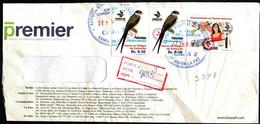 Bolivia 2019 CEFIBOL  2312, 2314 Circulado Local En La Paz. Local Circulation In La Paz. Enabled Stamps - Bolivia