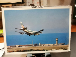AEROPORTO PALERMO PUNTA RAISI I ITALIA - Aerodromi