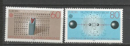 Timbre Allemagne Fédérale Neuf **  N 1007 / 1008 - Nuovi