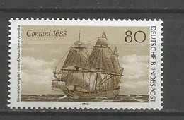 Timbre Allemagne Fédérale Neuf **  N 1012 - Nuovi