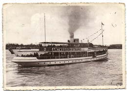 Anwterpen - Booten Flandria - Antwerpen