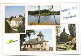 Servieres Le Château - Unclassified