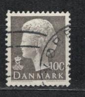 1975   Queen Margrethe II. - YT 592 - Unificato 592 - MI 584 - Usado