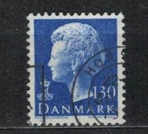 1975   Queen Margrethe II. - YT 593 - Unificato 593 - MI 585 - Usado
