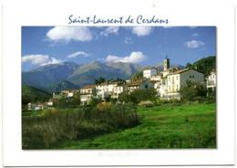 Saint-Laurent De Cerdans - Vue De La Station Verte De Vacances Du Haut Vallespir - Unclassified