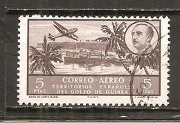 Guinea Española - Edifil  303 - Yvert Aéreo-19  (usado) (o) - Spanish Guinea